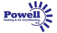 Powell Heating & Air Conditioning, Inc. Logo